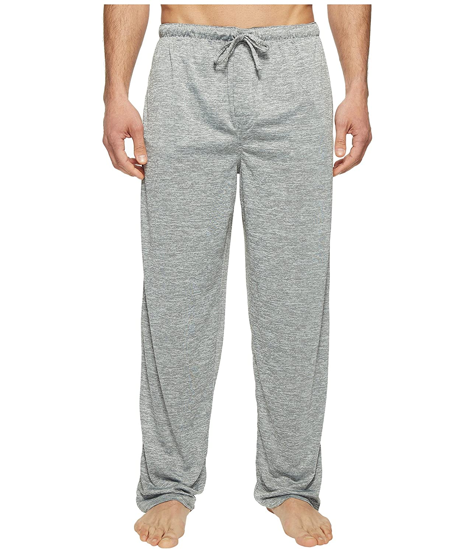 [ジョッキー] Jockey メンズ Poly End-on-End Sleep Pants パジャマ Heather Grey LG [並行輸入品]