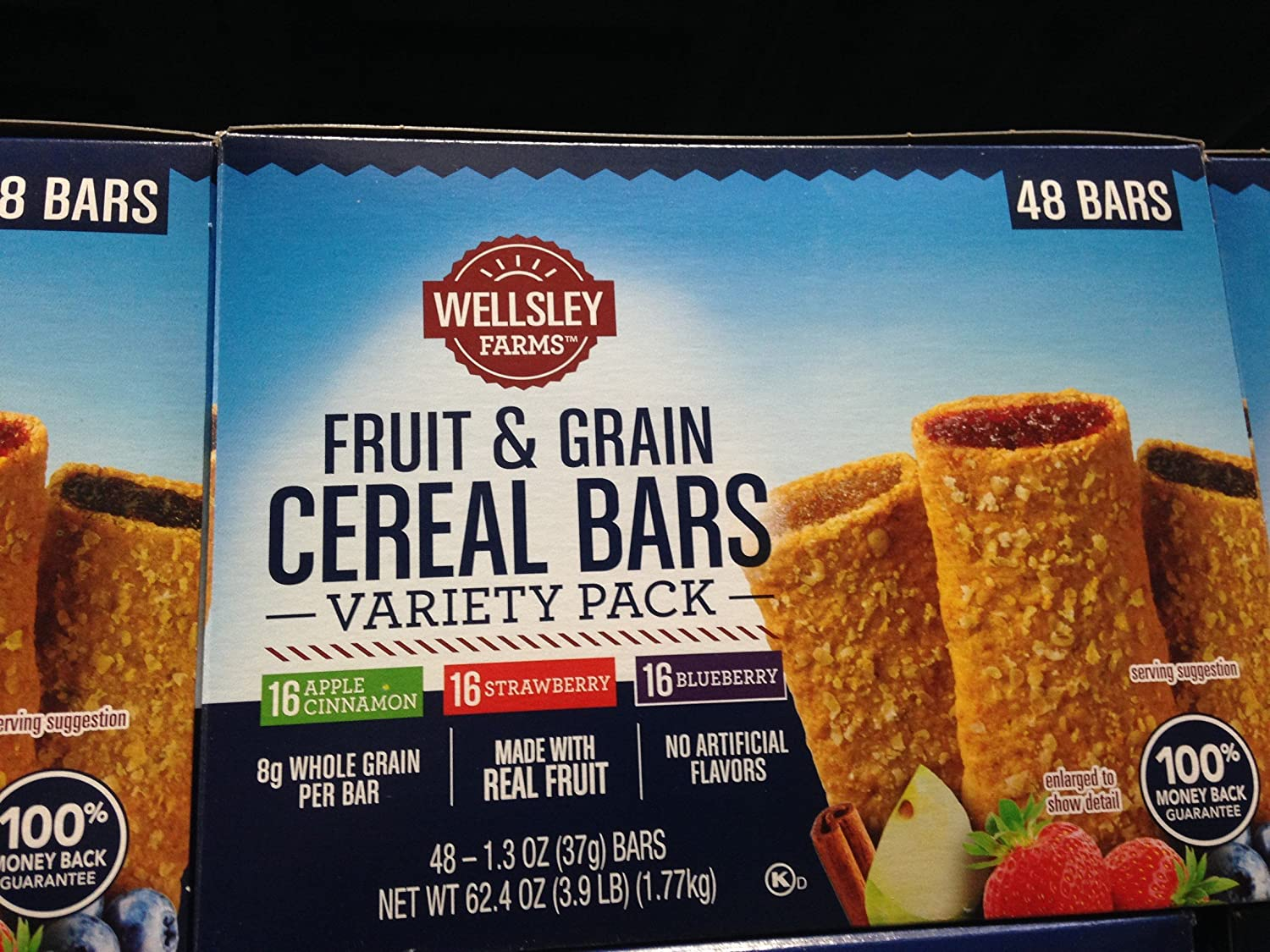 Wellsley Farms 4 years warranty fruit grain variety 6 48 of pack ct. Limited price