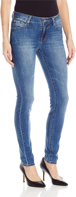 Kensie Women's 30  Inseam Skinny Jean