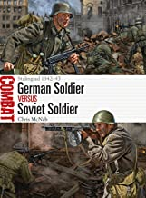 German Soldier vs Soviet Soldier: Stalingrad 1942–43 (Combat) (English Edition)