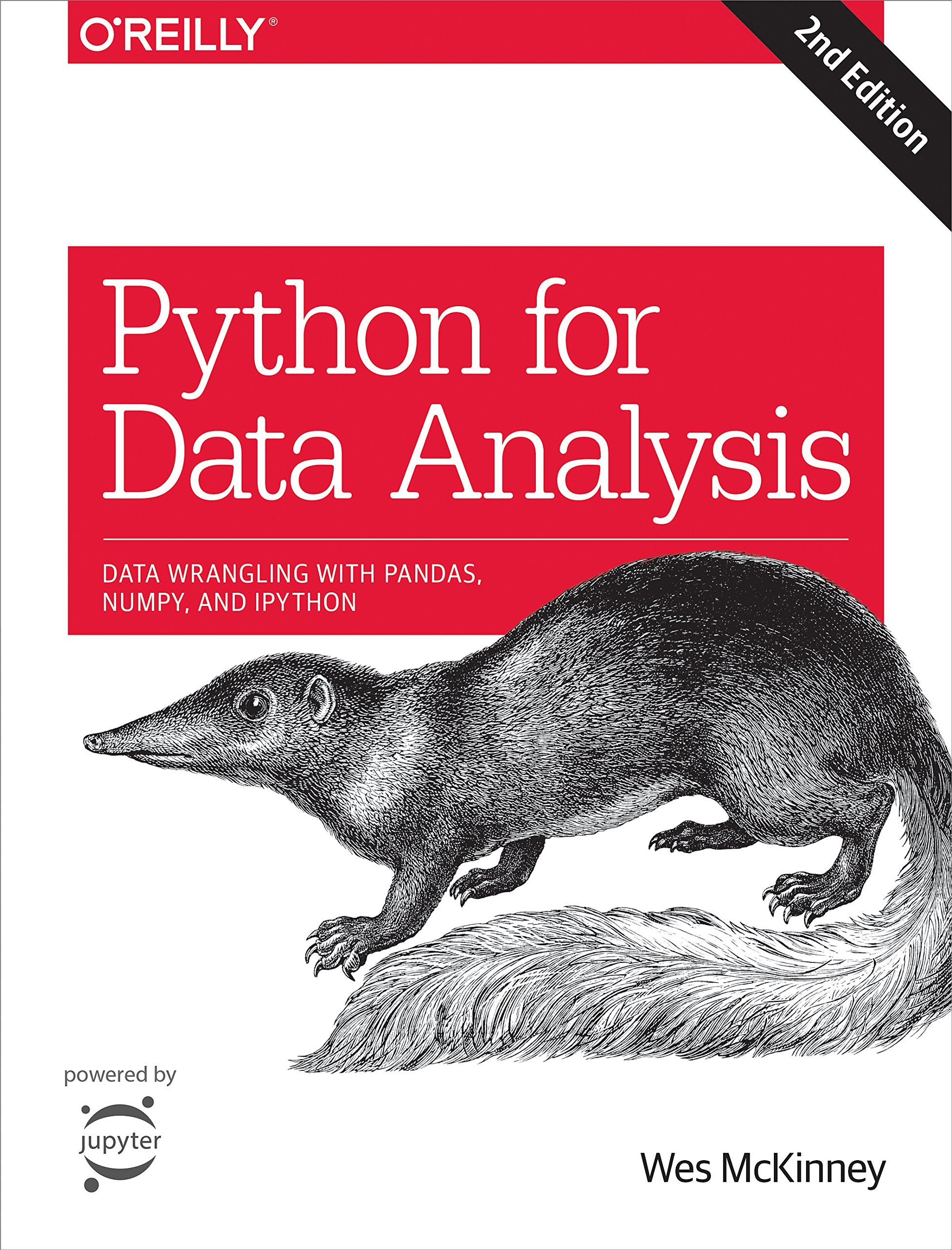 Download Python for Data Analysis: Data Wrangling with Pandas, Numpy, and IPython