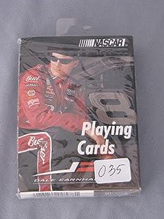 NASCAR Dale Earnhardt Jr Licensed Playing Cards (Portrait)