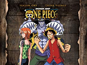 One Piece, Season 1, Third Voyage