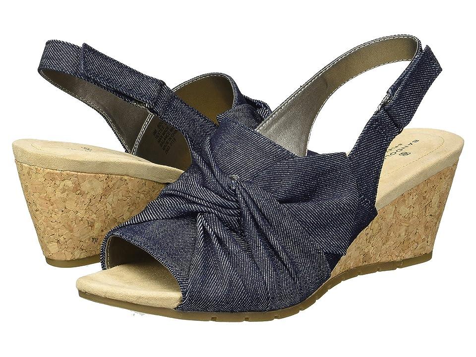 Bandolino Gayla (Dark Blue Spring Denim) Women