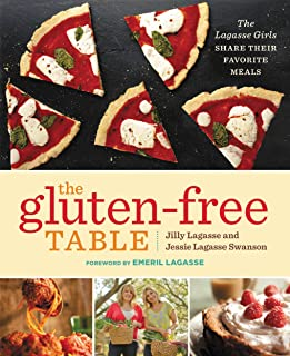 The Gluten-Free Table: The Lagasse Girls Share Their Favorite Meals (English Edition)