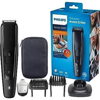 Philips BT5515/15, Tondeuse Barbe Series 5000 avec Guide de Coupe PRO Dynamique