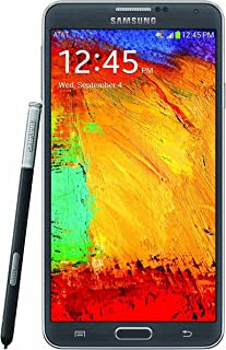 Samsung Galaxy Note 3 N900A Unlocked Cellphone, 32GB, Black (Renewed)