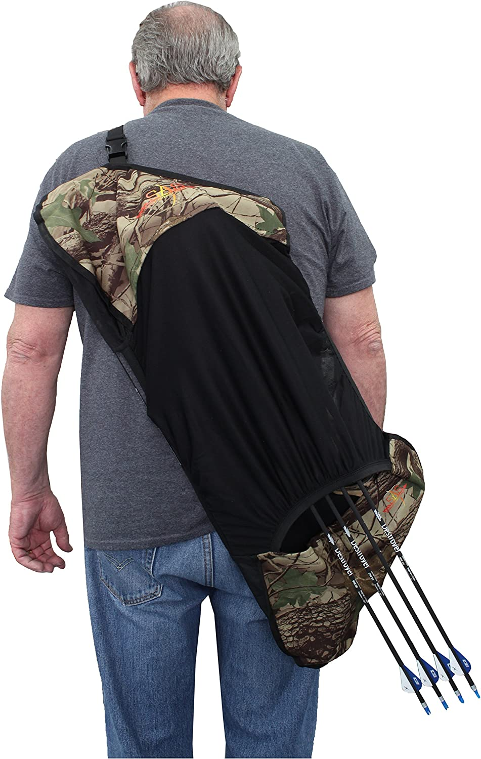 Southland Archery Supply SAS Compound Bow Cover Sleeve Sling