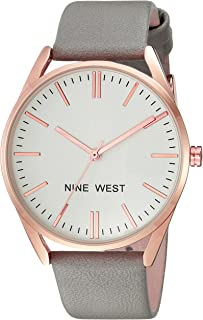 Nine West Womens Strap Watch