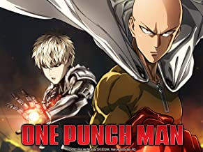 One-Punch Man- Season 1