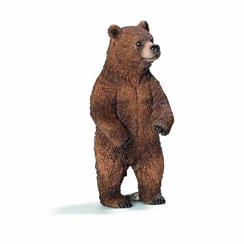 SCHLEICH 14686 - Wild Life Grizzly bear, female