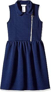 Bonnie Jean Girls' Moto Dress