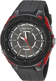 Armitron Sport Men's Resin Strap Watch