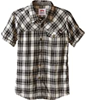 Appaman Kids - Ultra Soft Harvey Shirt with Contrast Lining Details (Toddler/Little Kids/Big Kids)