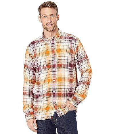 Marmot Harkins Lightweight Flannel Long Sleeve Shirt (Fig) Men