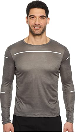 Lite-Show Long Sleeve Top
