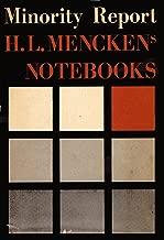 Best hl mencken minority report Reviews