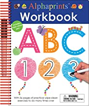 Alphaprints: Wipe Clean Workbook ABC (Wipe Clean Activity Books)