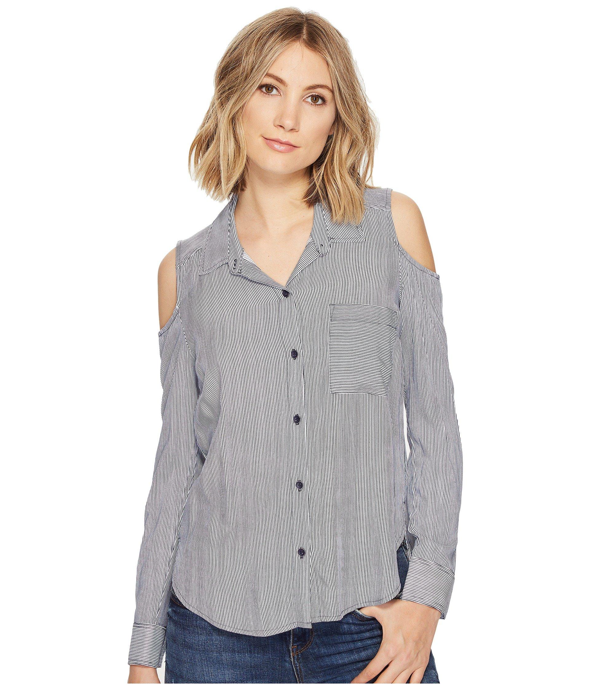Boardwalk Stripe Mixed Stripe Shirt