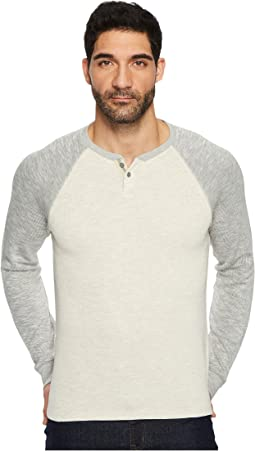 French Notch Neck Tee