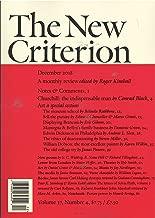 The New Criterion Magazine December 2018