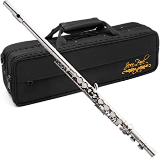 yamaha silver plated flute
