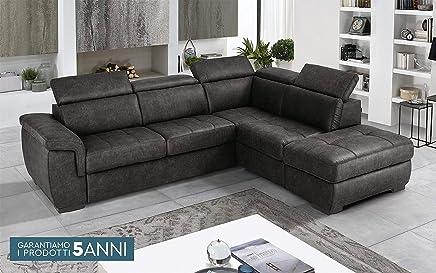 Amazon.es: sofa cama chaise longue - dafnedesign / Salón ...