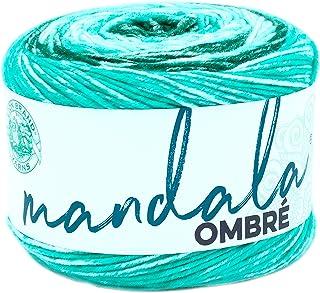 Lion Brand Yarn Mandala Ombre Yarn, Zen