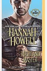 Highland Master (The Murrays Book 19) Kindle Edition