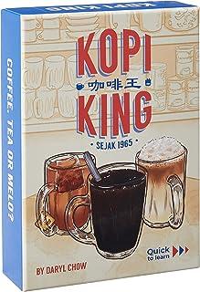 Origame Kopi King Card Games