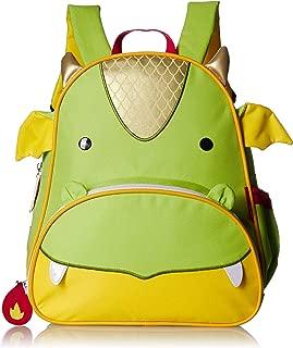 "Skip Hop 幼儿背包,12 个恐龙书包,多种颜色 龙 12"" Dragon School Bag"