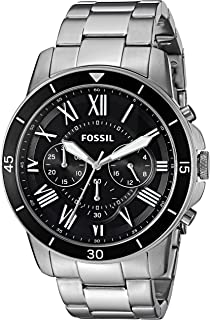 Men's 44mm Grant Sport Chronograph Stainless Steel Watch