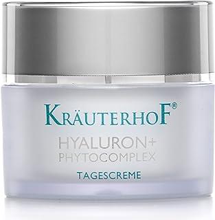 KRÄUTERHOF HYALURON+ Phytocomplex - Day Cream with Intense Smoothing effect - 50 Ml / 1.7 Fl. Oz.