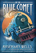the blue comet book
