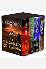 The Chronicles of Xannia: The Complete Series: A Sci-fi/Fantasy Adventure Kindle Edition