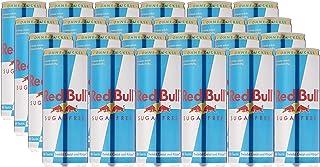 Red Bull Energy Drink Sugarfree Dose EINWEG , 24 x 250 ml