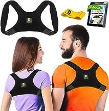 Back Posture Corrector for Women and Men - Shoulder Brace Back Posture Corrector - Upper Back Support - Back Straightener ...