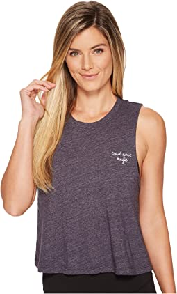 Trust Magic Crop Tank Top