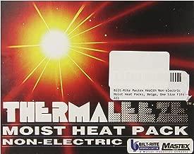 Bilt-Rite Mastex Health Non-Electric Moist Heat Packs, Beige