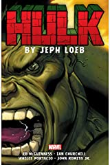 Hulk by Jeph Loeb: The Complete Collection Vol. 2: The Complete Collection Volume 2 (Hulk (2008-2013)) Kindle Edition