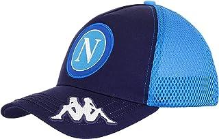 7723791f3 ssc napoli Cappellino Baseball 1926, Unisex – Adulto, Azzurro Blu, 59