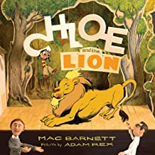 Chloe and the Lion (Hyperion Picture Book (eBook))