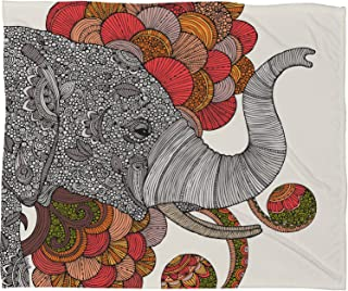 Deny Designs Valentina Ramos, Dreams of India, Fleece Throw Blanket, Small, 40
