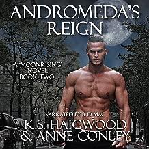 Andromeda's Reign: Moonrising, Book 2
