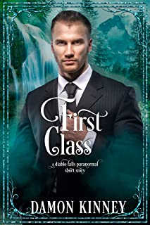 First Class (A Diablo Falls Paranormal Short Story)