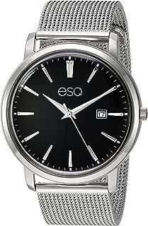 ESQ Men's Mesh Bracelet Watch
