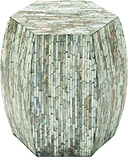 Best mother of pearl inlay side table Reviews