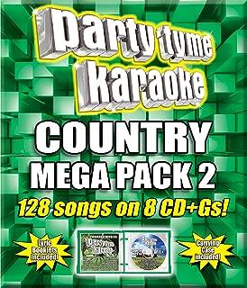 Party Tyme Karaoke: Country Mega Pack 2