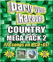 Party Tyme Karaoke: Country Mega Pack 2 / Various