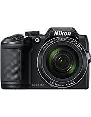 Nikon デジタルカメラ COOLPIX B500 光学40倍ズーム 1602万画素 単三電池 ブラック B500BK